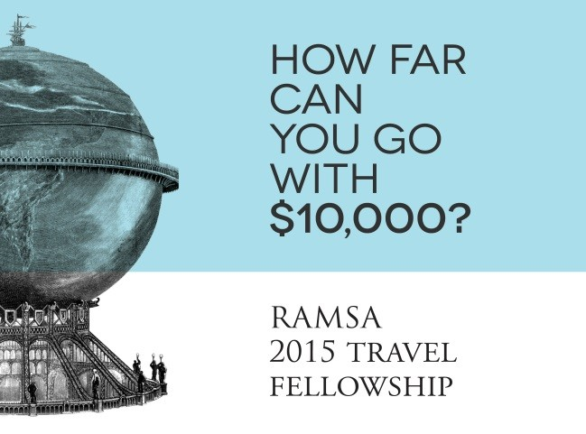 Robert A.M. Stern 2015 Travel Fellowship Applications Now Available, Courtesy of Robert A.M. Stern Architects