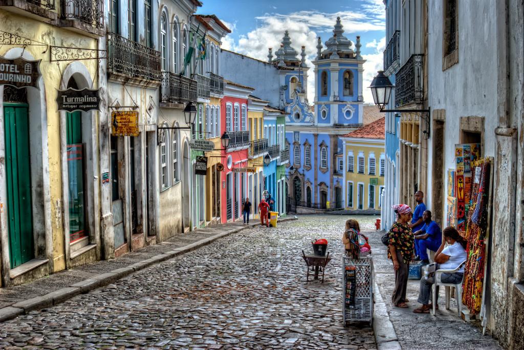 Unesco e Centro Lucio Costa oferecem curso gratuito de patrimônio imaterial, Pelourinho, Salvador-BA. Image © Gabriel Franceschi, via Flickr, Creative Commons