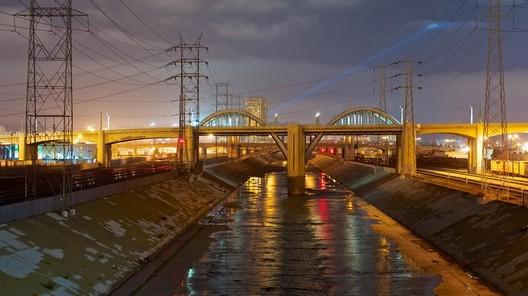 Los Angeles River (2013). Image © Flickr CC User Steve Lyon