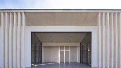 Capela de Despedida Zgornji Tuhinj / Tria Studio