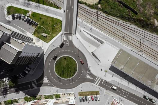 Terminal Rodoviário / Castelo Branco . Imagem © Joao Morgado