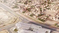 AGi Architects obtiene segundo lugar en diseño del futuro Palacio de Justicia de Qatar