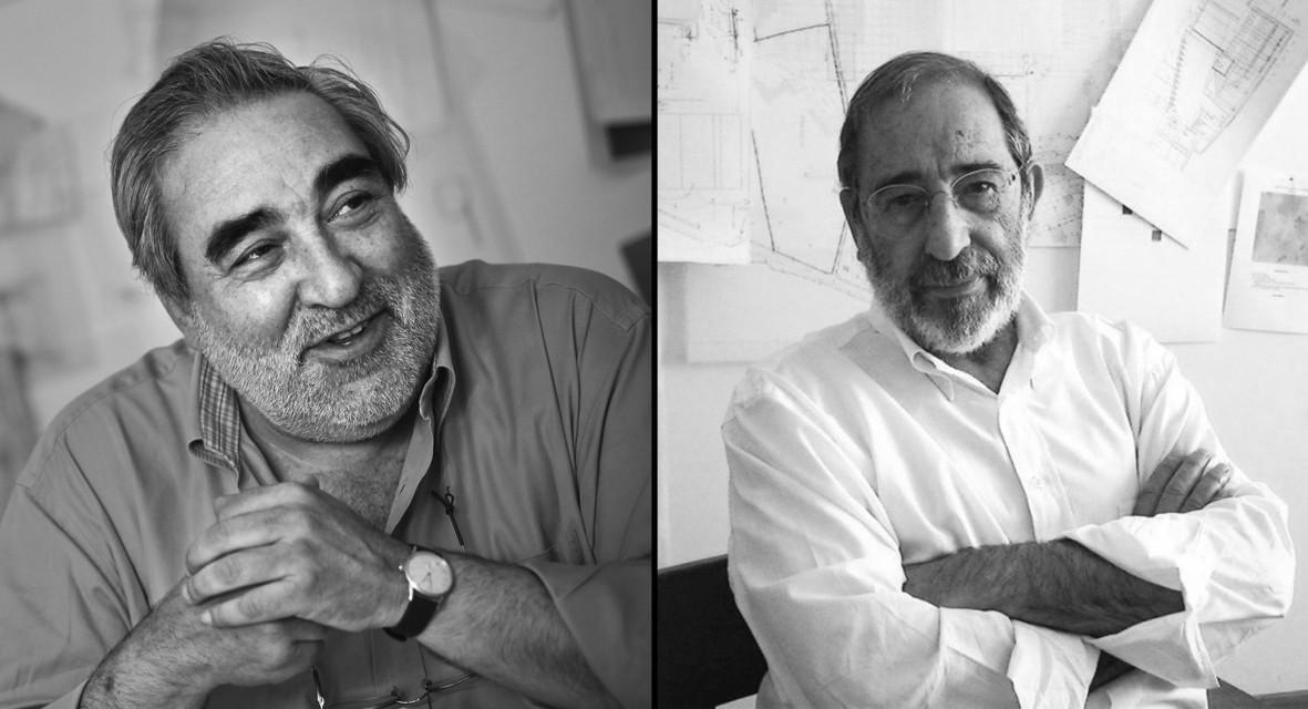 Álvaro Siza e Eduardo Souto de Moura criam instalação em Washington