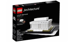 Win a Set of LEGO® Architecture's Newly Released Lincoln Memorial