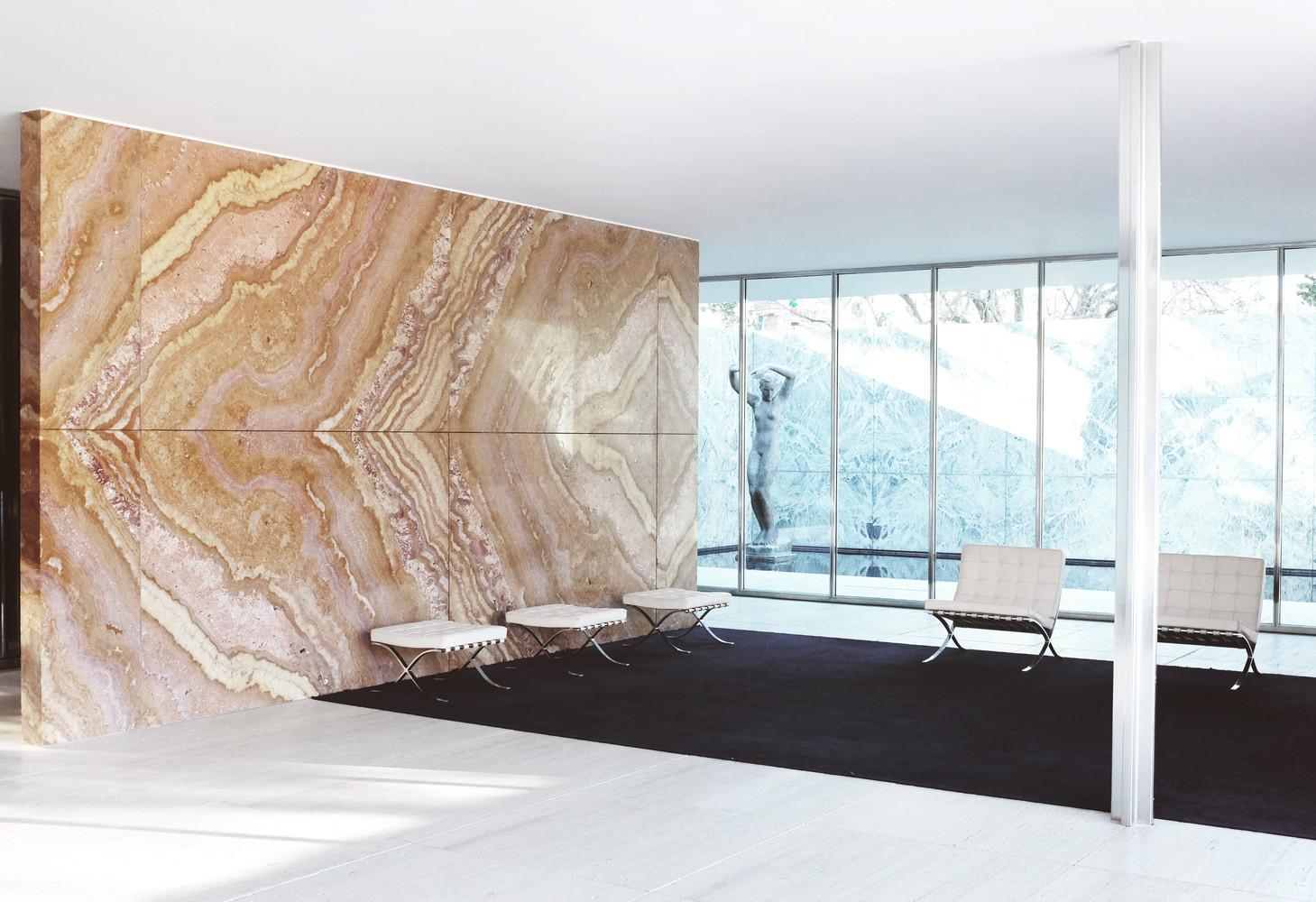 AD Classics: Barcelona Pavilion,© Gili Merin