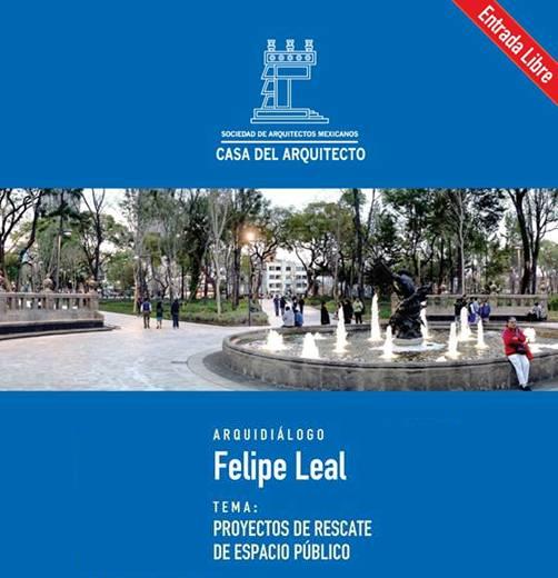 Arquidiálogo: Felipe Leal / CAMSAM