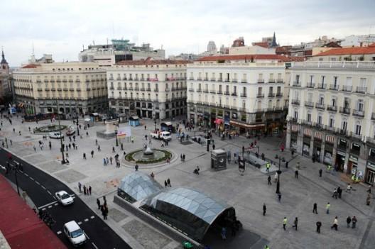 7 ciudades que están sacando los automóviles de sus calles, © Sol © Ayuntamiento de Madrid
