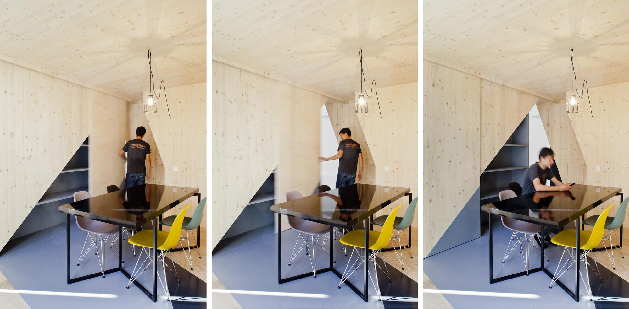 Amenagement Des Bureaux Ekimetrics / Estelle Vincent Architecture ...