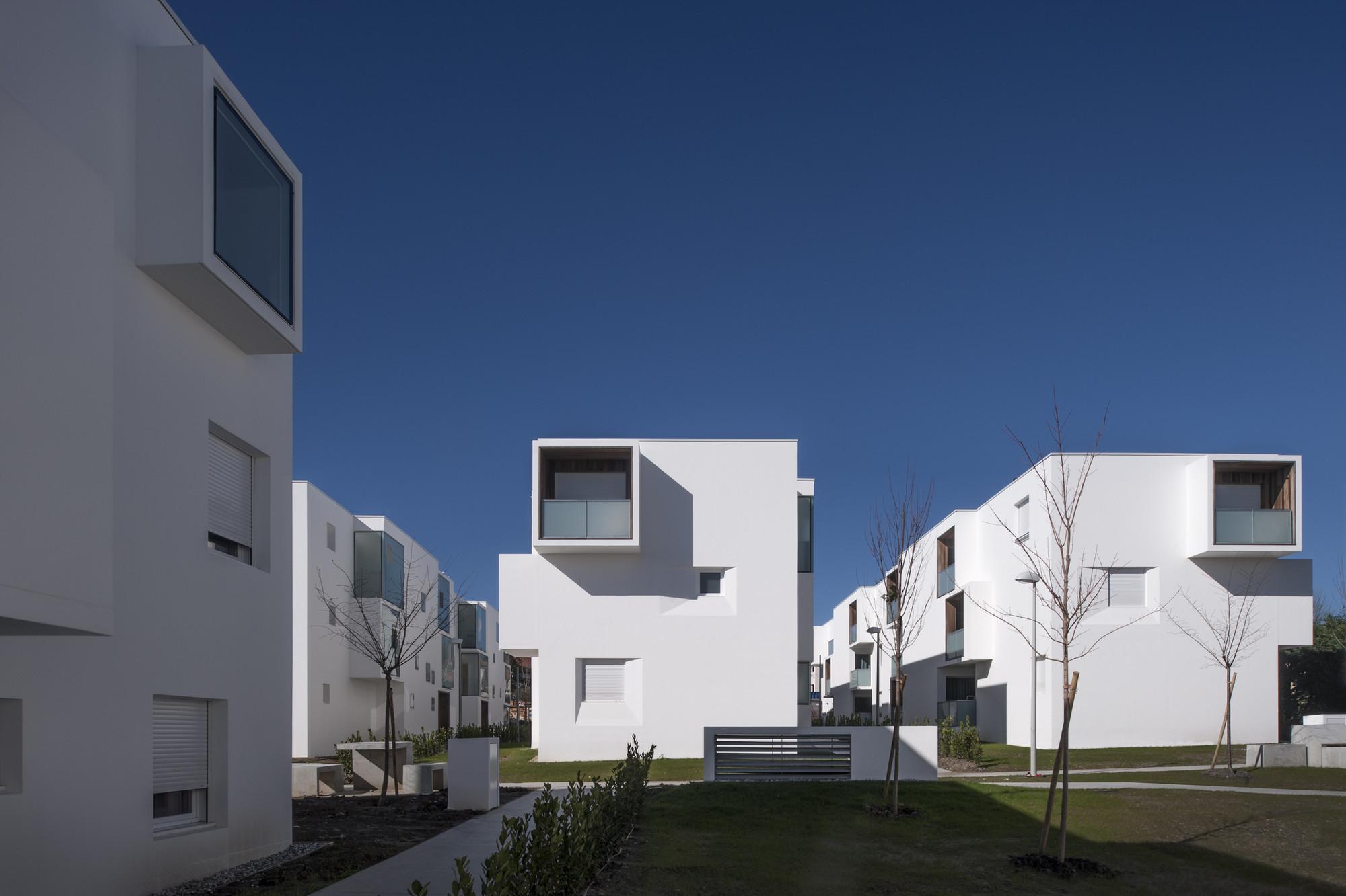 Residencial Jouanicot - Truillet / Leibar Seigneurin Architectes, © Patrick Miara