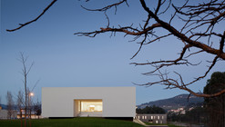Escuela Deportiva Melgaço, Monte Prado / Pedro Reis Arquitecto