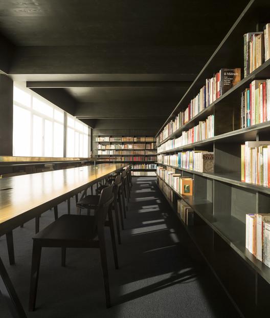 São Paulo Library / Site Specific Arquitectura, © Fernando Guerra | FG+SG
