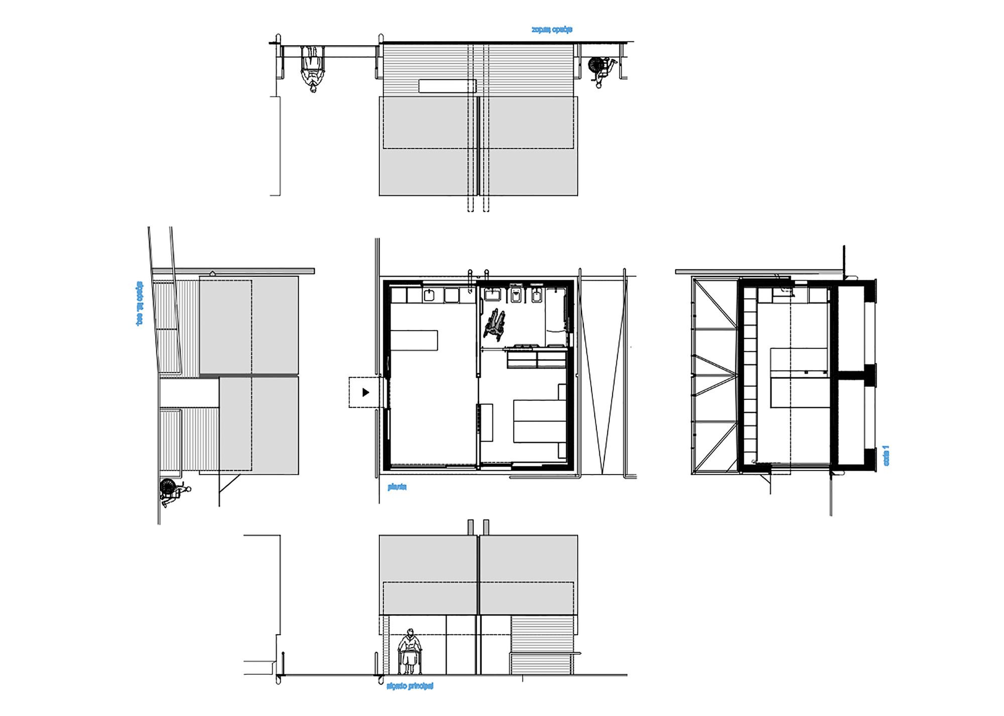 Galeria de Complexo Social em Alcabideche / Guedes Cruz Arquitectos - 17