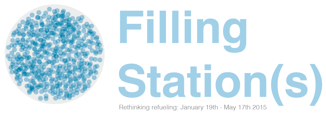 Call For Proposals: Filling Station(s), Courtesy of Combo Competitions