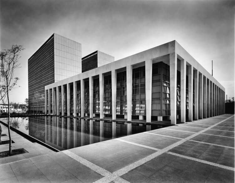 Clássicos da Arquitetura: Palácio da Justiça / Juan Sordo Madaleno, Cortesía de Sordo Madaleno Arquitectos, fotografía por Guillermo Zamora