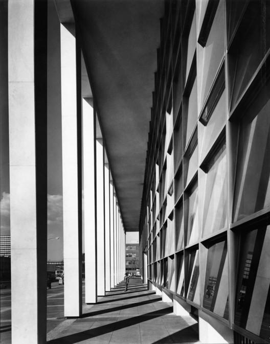 Cl sicos de arquitectura palacio de justicia juan sordo - Arquitectos en zamora ...