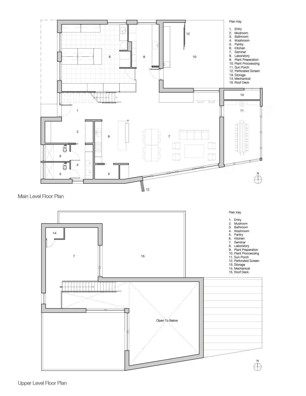 Gallery of warren woods passive house go logic 10 for Passive house plans