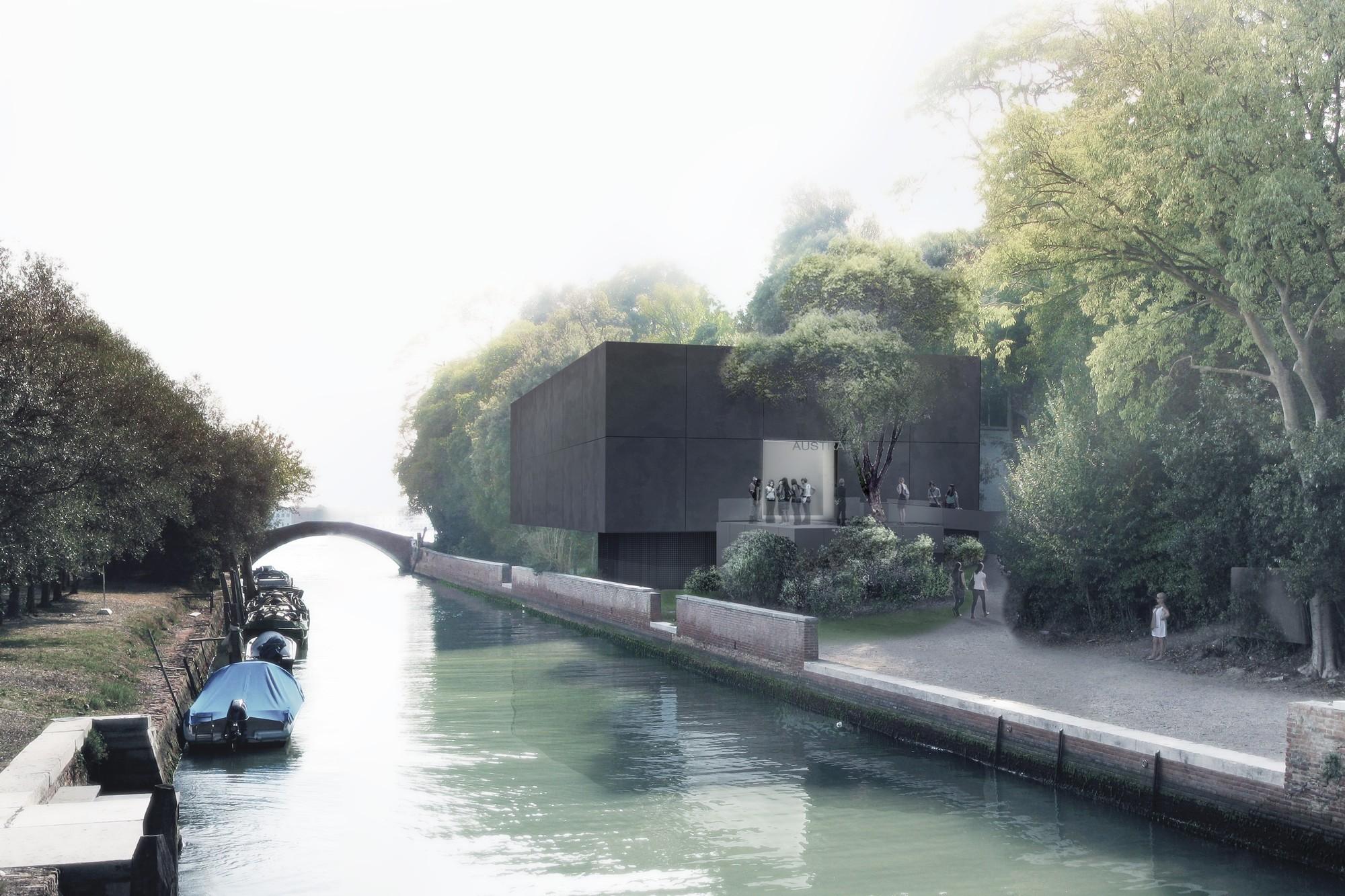 Denton Corker Marshall's Australian Pavilion to Debut at the 56th Venice Biennale, © Denton Corker Marshall
