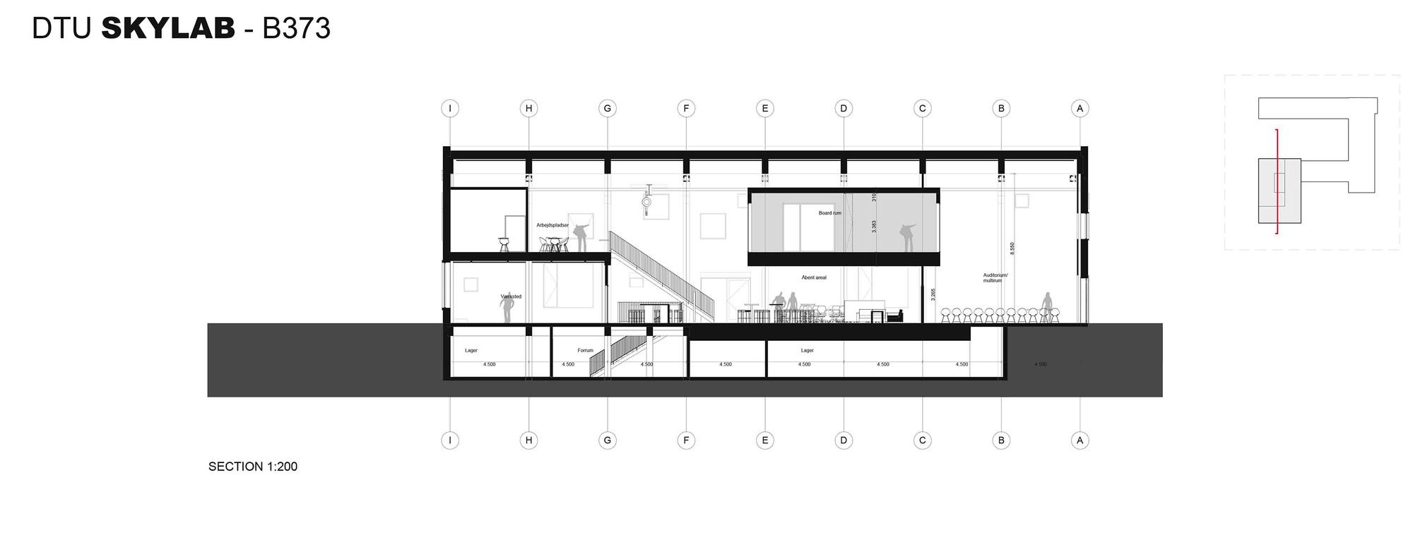 Gallery of DTU Skylab / Juul Frost Arkitekter - 11