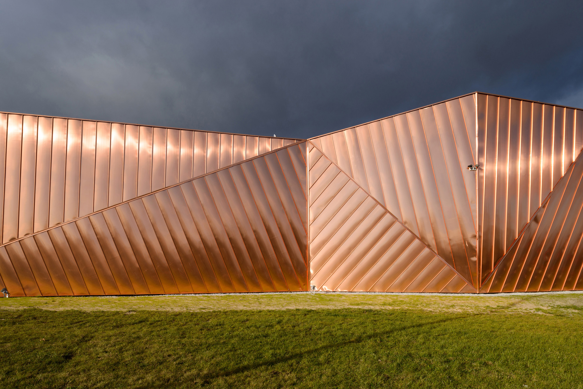 Museo de Fuego en Żory / OVO Grabczewscy Architekci , © Tomasz Zakrzewski / archifolio
