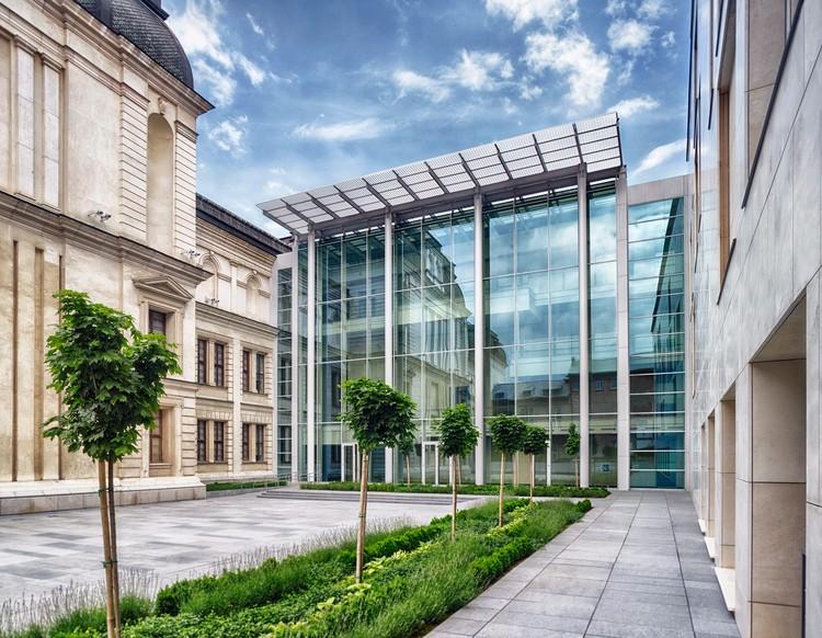 Complejo del Museo Nacional - Fase I / Yanko Apostolov Architects, © Assen Emilov