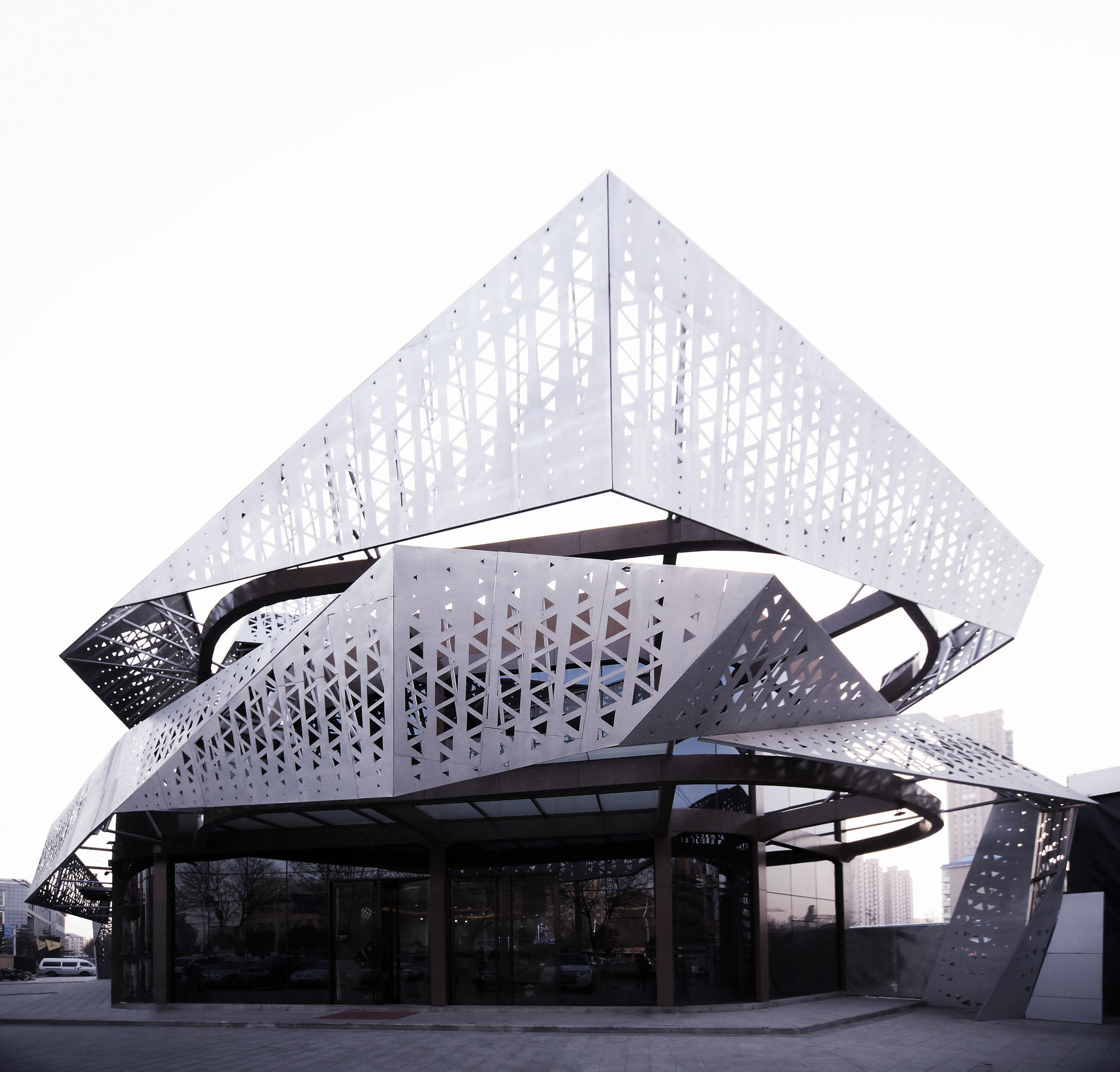 Zhong Huan Plaza Art Center / CAA , Courtesy of CAA