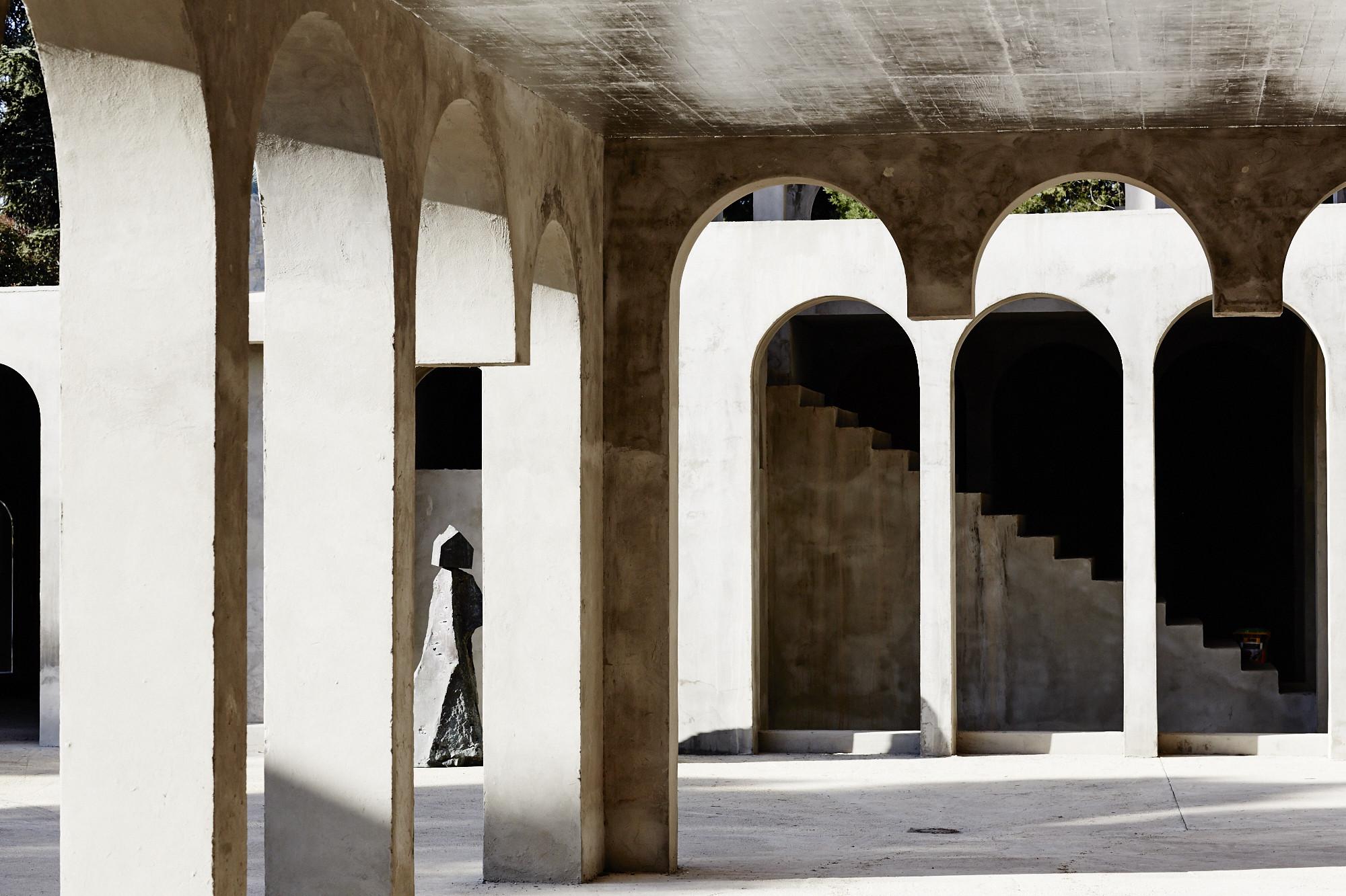 In Residence: Xavier Corbero, © Daniel Riera