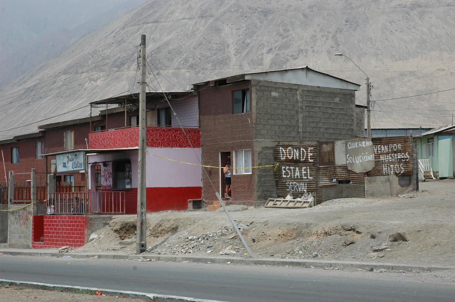 Chile: presentan planes de reconstrucción de Tocopilla, Chaitén y #27F, Tocopilla. Image © Hernan Ferreira [Flickr CC]