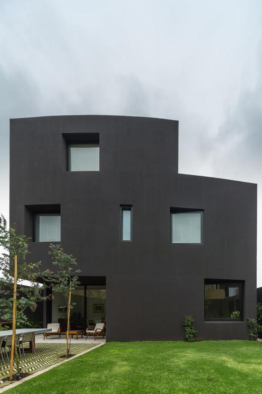 Casa Cumbres / DCPP arquitectos, © Rafael Gamo