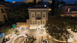 Pxathens - Six Thresholds / Buerger Katsota Architects