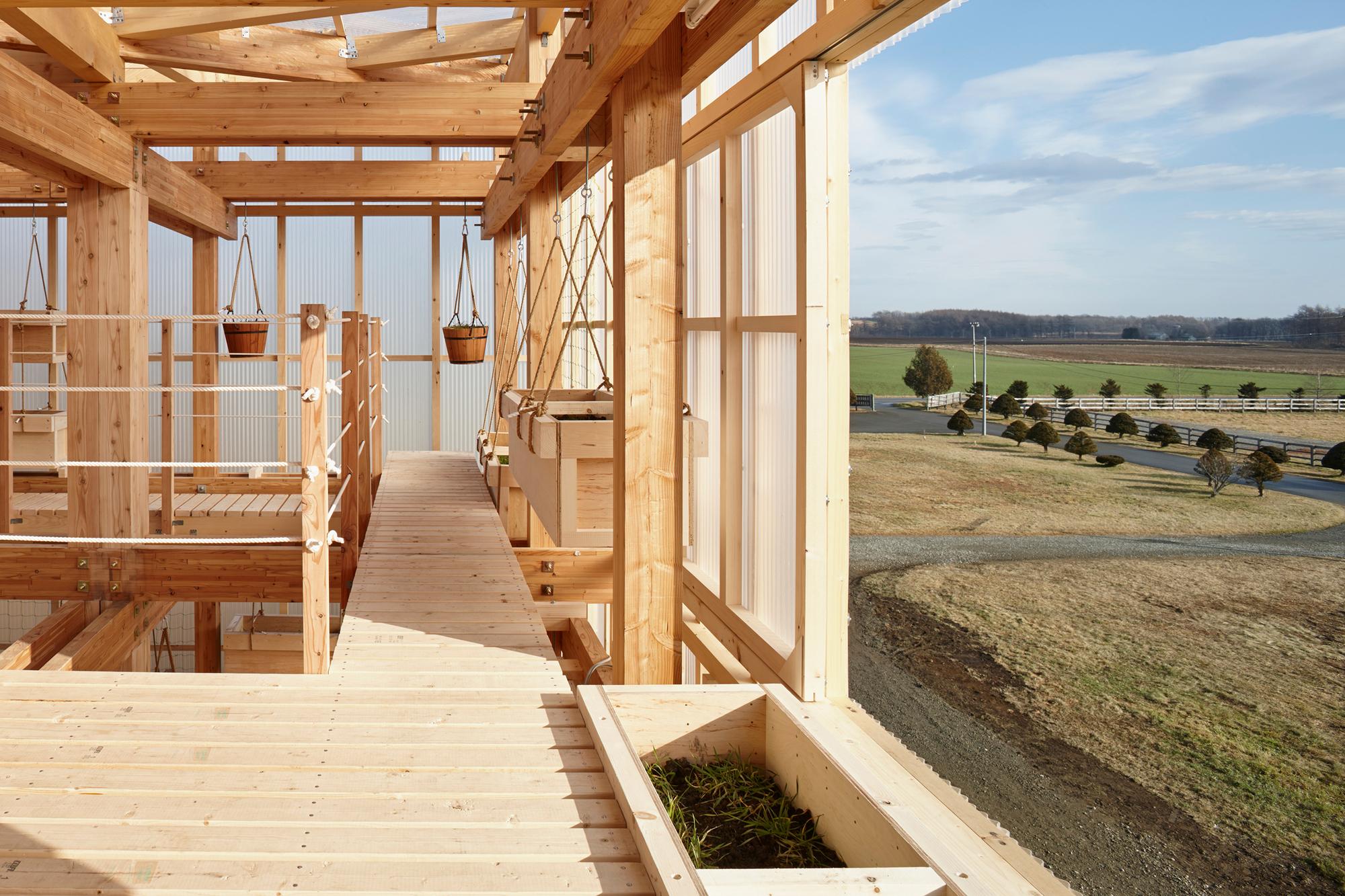Gallery Of Nest We Grow / College Of Environmental Design UC Berkeley +  Kengo Kuma U0026 Associates   1