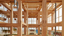 Nest We Grow  / Kengo Kuma & Associates + College of Environmental Design UC Berkeley