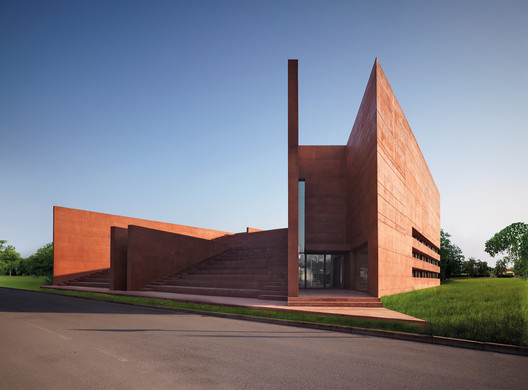 Curno Public Library and Auditorium / Archea Associati