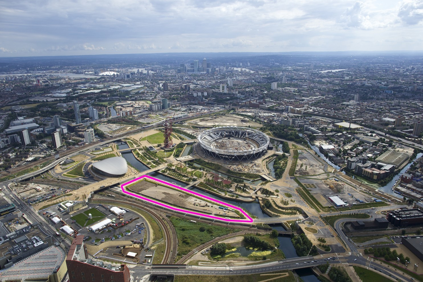 "London's ""Olympicopolis"" Aims to Host Smithsonian's First International Venue, © Kevin Allen/London Legacy Development Corp"