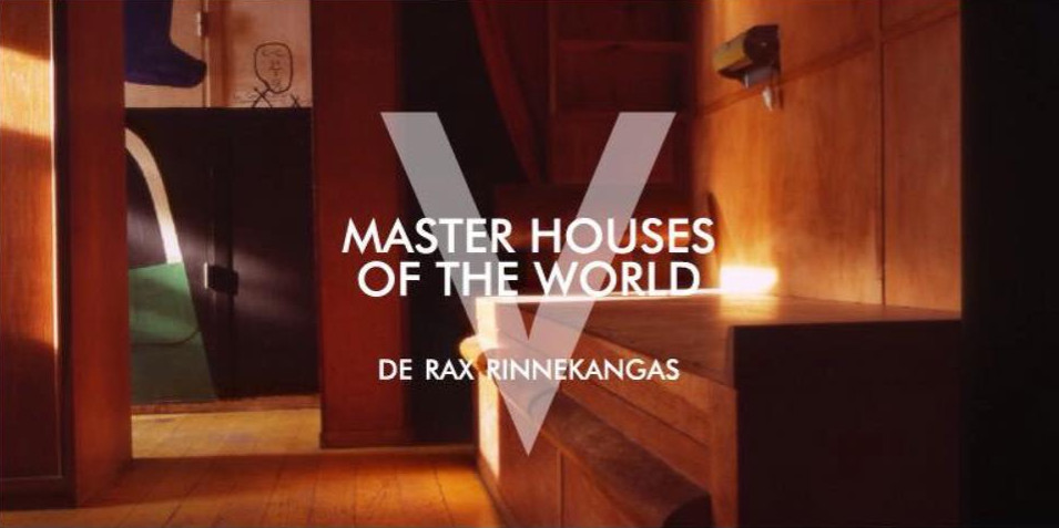 Ciclo de documentales V Master Houses of the World / Museo Tamayo