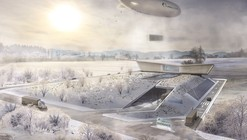 "O25's ""Future Logistics Building"" Wins Second in Prologis 2030 Competition"