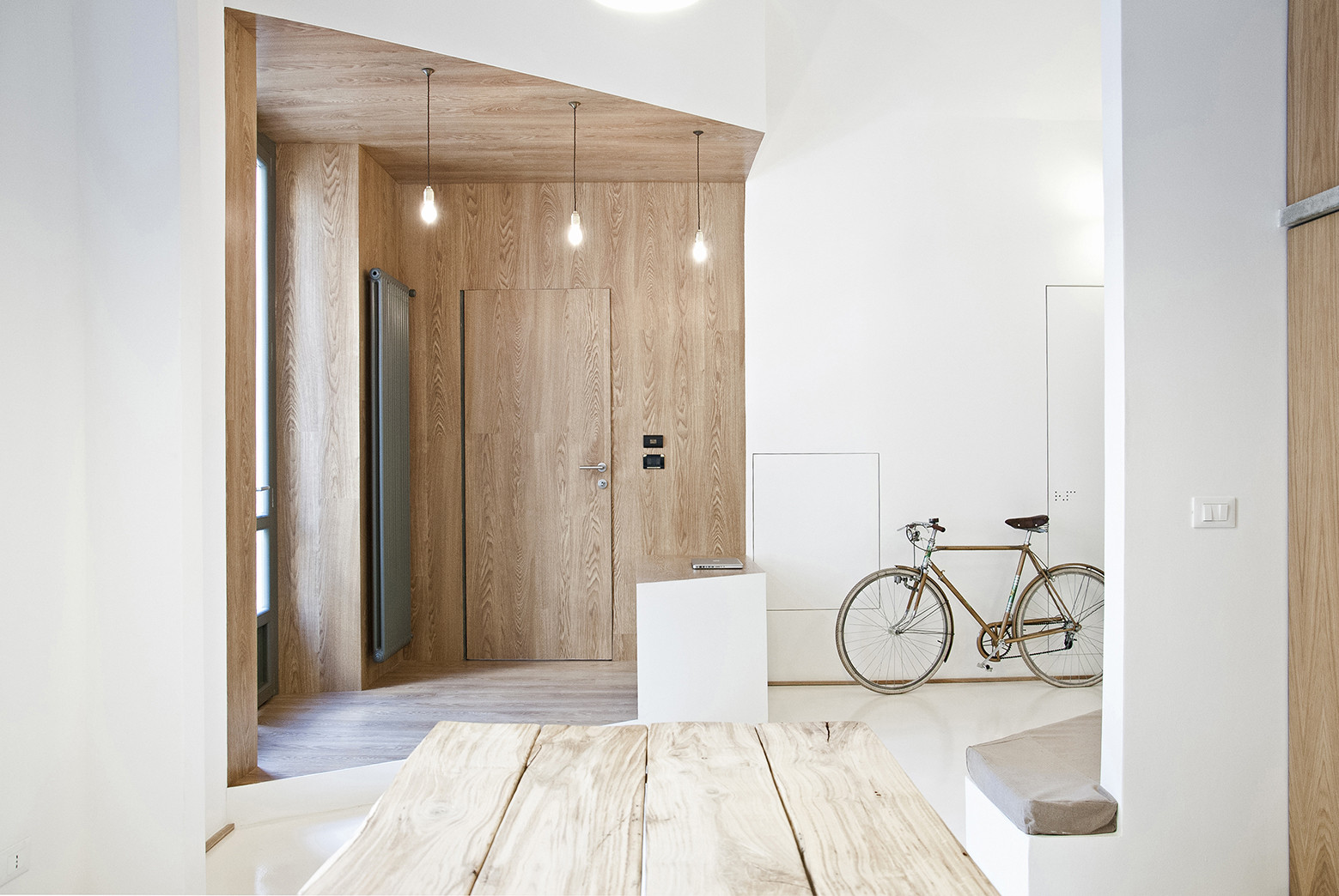 3 Vaults / R3architetti, © Jacopo Gallitto