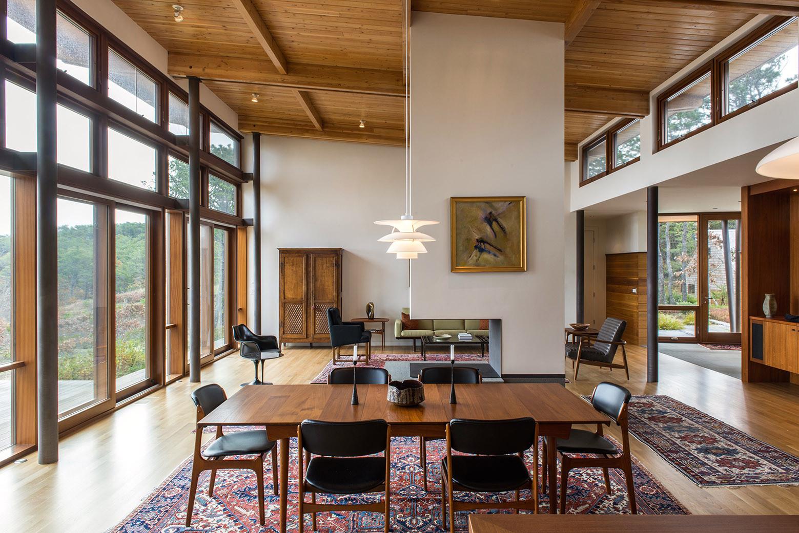 Galera De Casa Sobre Dunas Hammer Architects 18