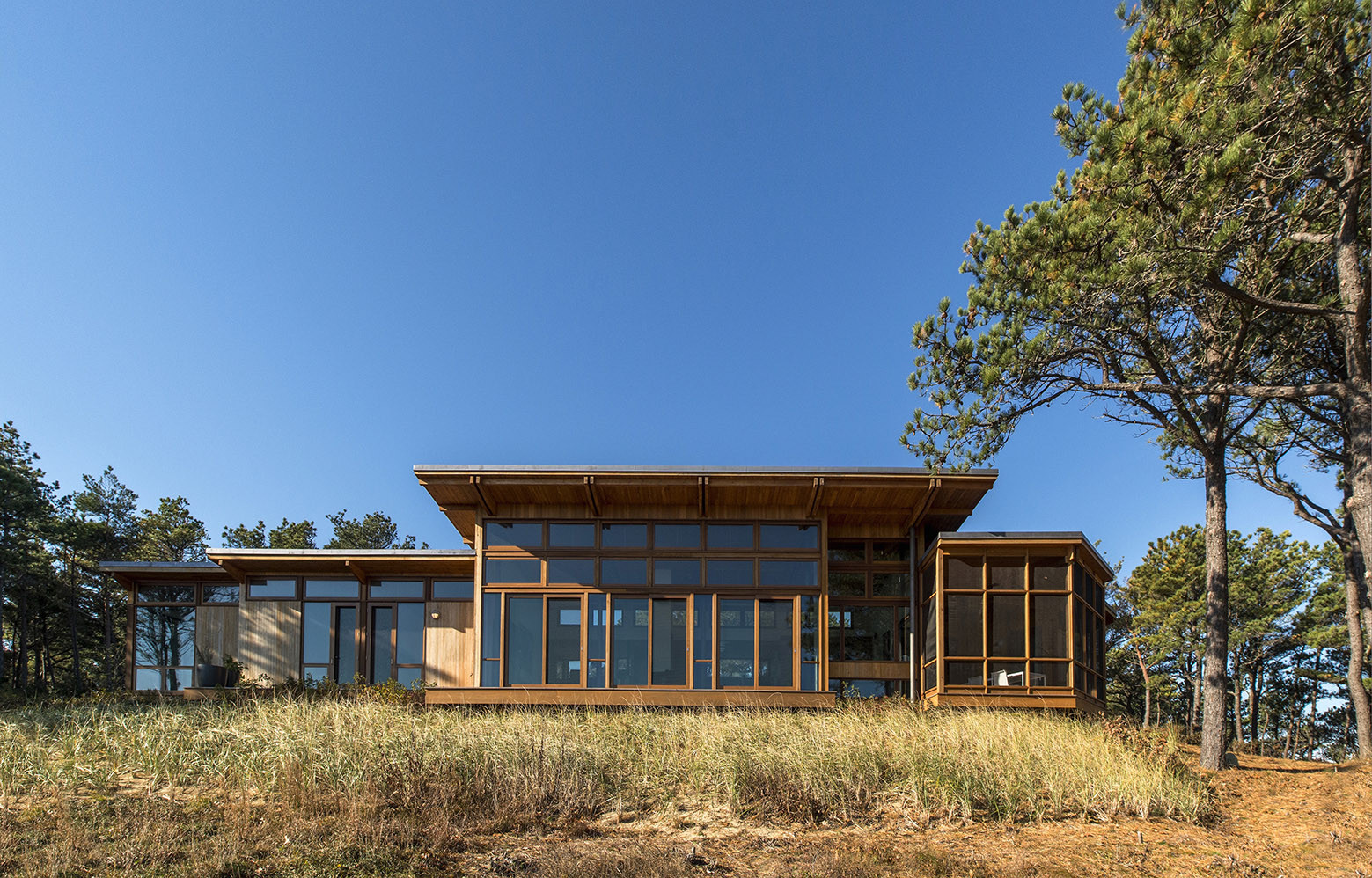 Long Dune Residence / Hammer Architects, © Hammer Architects
