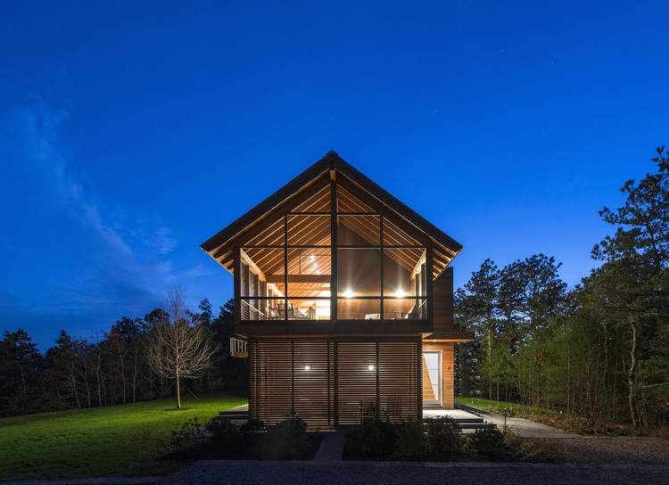 Casa North Pamet Ridge / Hammer Architects, © Hammer Architects