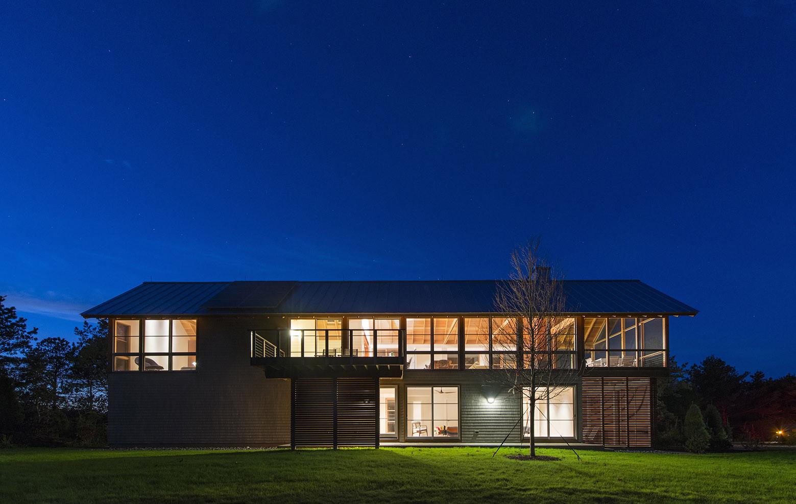 Gallery Of North Pamet Ridge House Hammer Architects 6