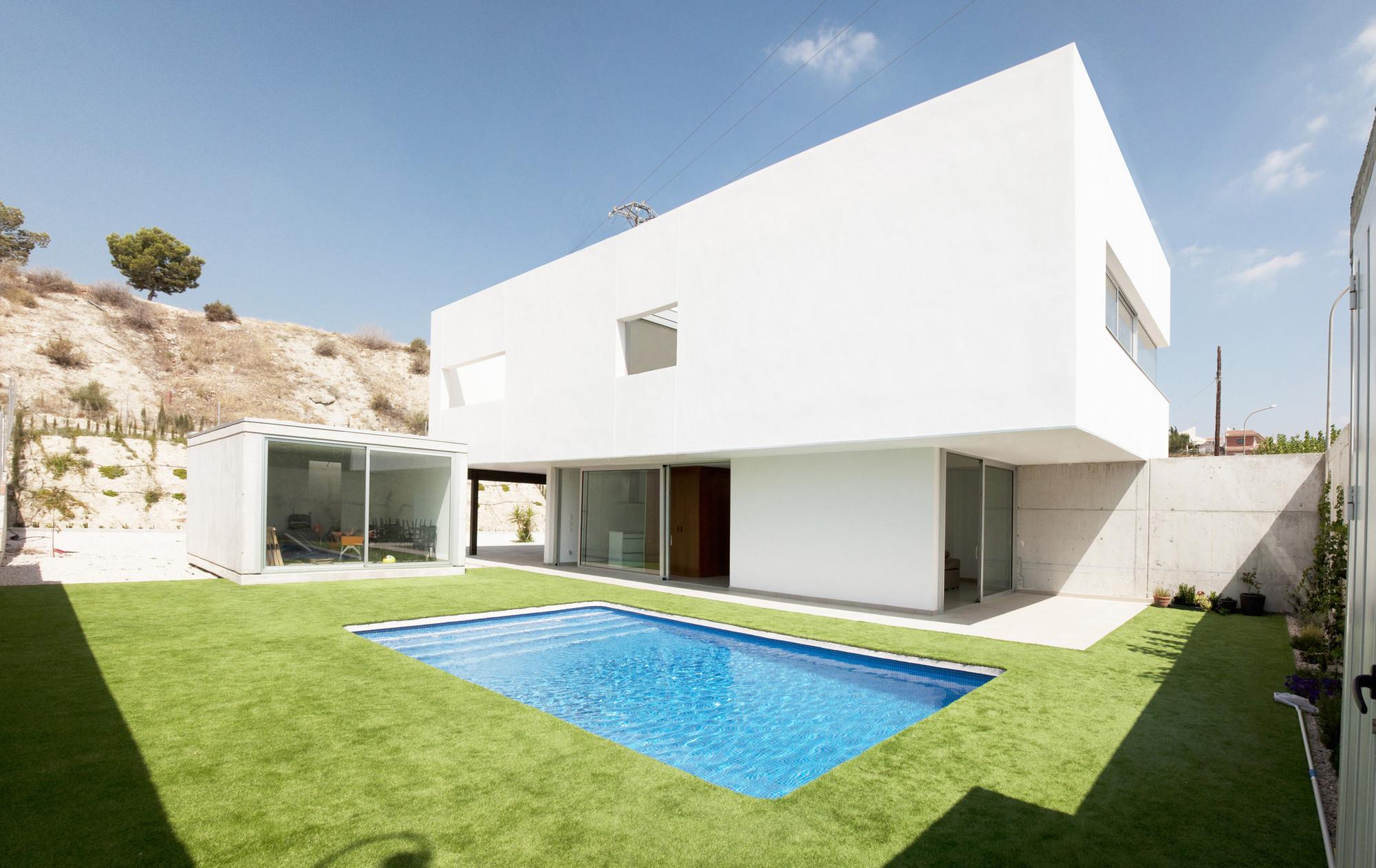 Casa a los pies de un barranco / La Mirateca, © Patricia Forcen Scheu