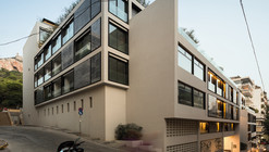 Conversion of Doxiadis Office Building-ATI to Apartment Building / Divercity