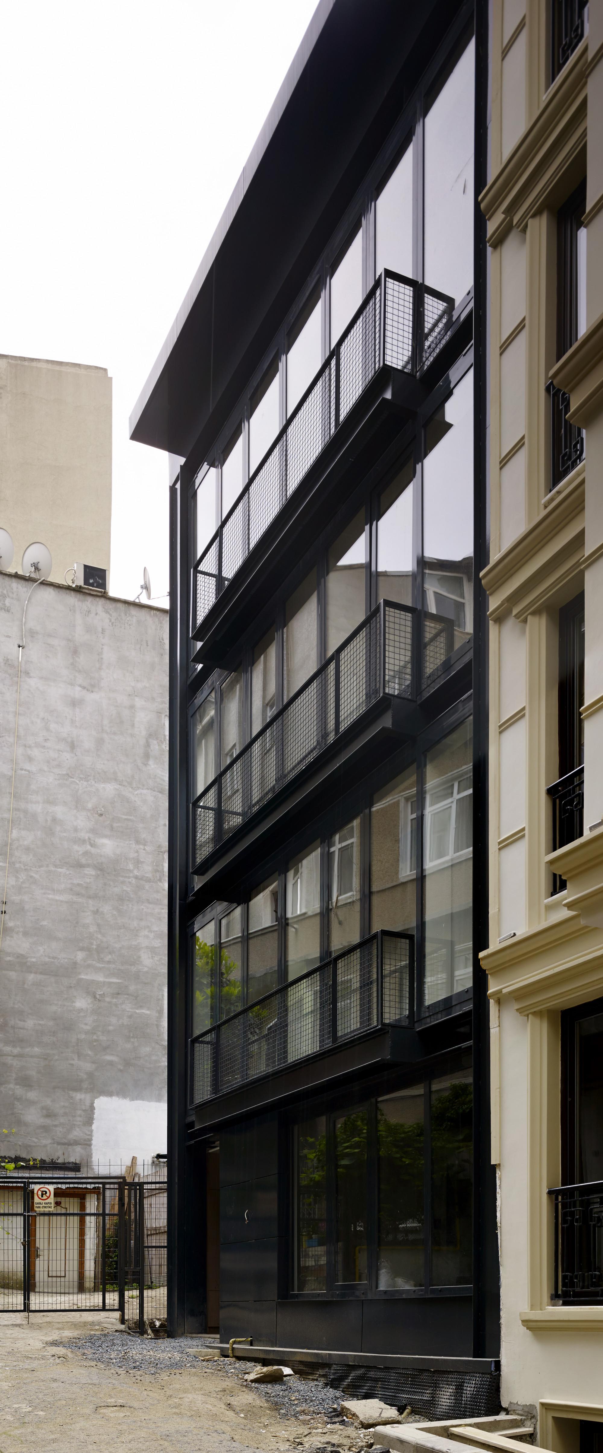 Nice NoXX Apartment,© Cemal Emden