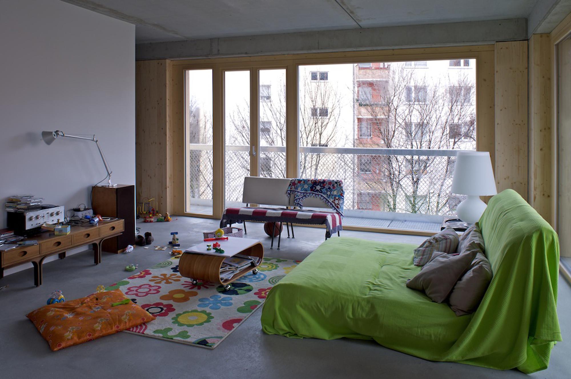 Heide Beckerath r50 cohousing ifau und jesko fezer heide beckerath