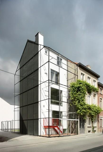 Kavel Houses / Architecten de Vylder Vinck Taillieu, © Filip Dujardin