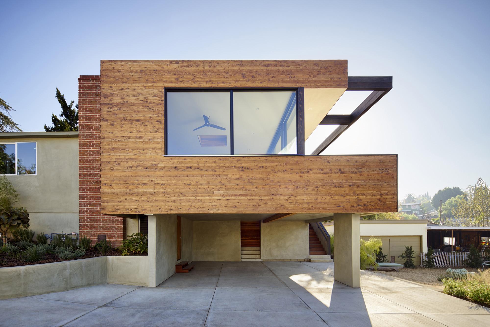 Morris House / Martin Fenlon Architecture, © Eric Staudenmaier