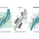 Diagrama de ocupação. Image Cortesia de Ravaglia & Philot + Bruno Amadei, Isadora Riker, Liebert Rodrigues, Luisa Gonçalves, Miguel Viñas