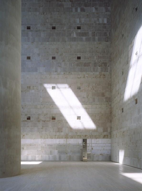 Caja Granada Campo Baeza gallery of ad classics: caja granada savings bank / alberto campo