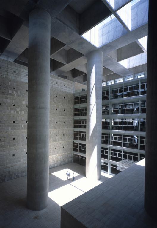 AD Classics: Caja Granada Savings Bank / Alberto Campo Baeza, © Estudio Arquitectura Campo Baeza