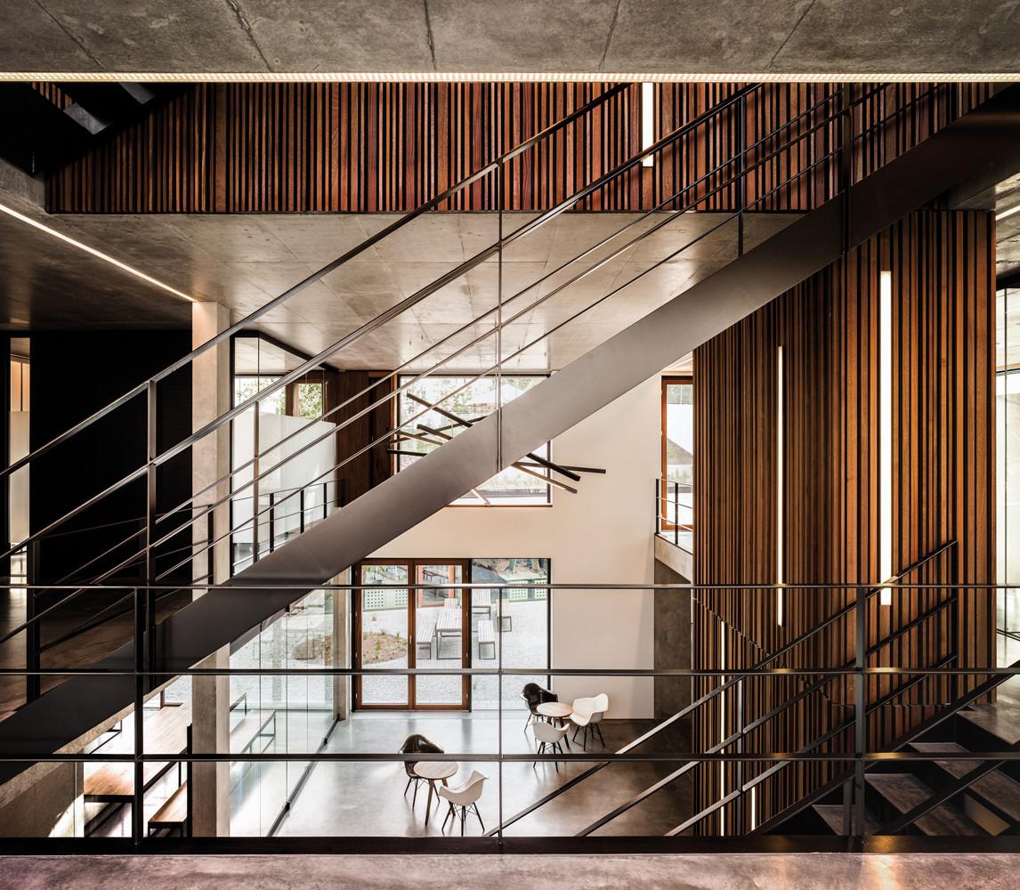 Blocher Blocher Partners gallery of office building blocher partners 16
